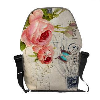 Orange Rose Bag