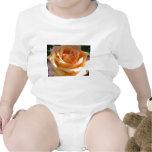orange rose bodysuit