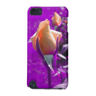 Orange Rose Bud iPod Touch case