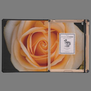 Orange rose cases for iPad