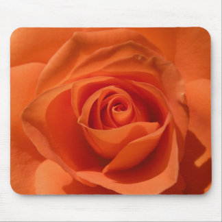 Orange Rose Mouse  pad Mouse Pad