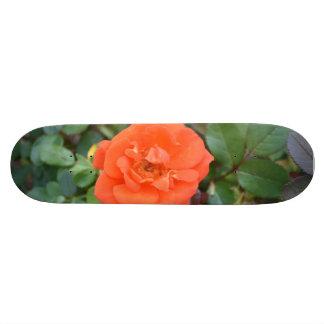 Orange Rose Skate Decks