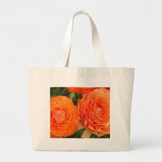 Orange Roses Bags
