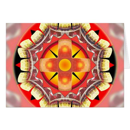 Orange Roulette Card