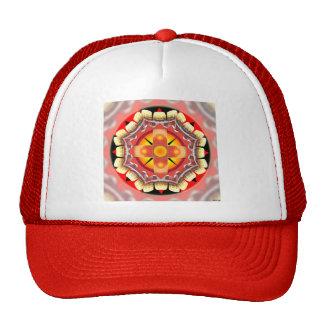 Orange Roulette Trucker Hat