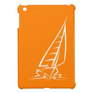 Orange Sailing iPad Mini Covers