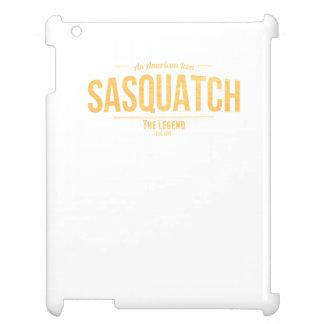 Orange Sasquatch An American Icon Cover For The iPad 2 3 4