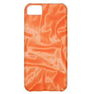 Orange Satin-iPhone 5c Case