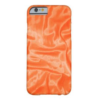 Orange Satin-iPhone 6 Case