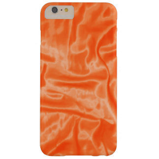 Orange Satin-iPhone 6 Plus Case