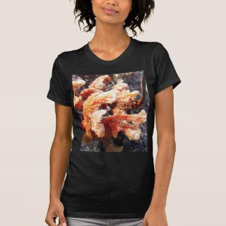 Orange Sea Sponge T-Shirt