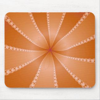 Orange Segments Mousepad