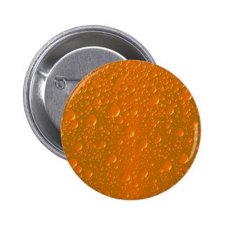 Orange Shade Bibble Background Button