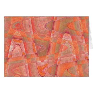 orange sherbert 1 card