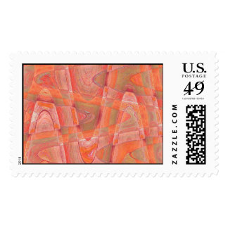 orange sherbert 1 stamps