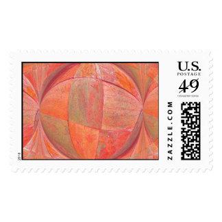 orange sherbert 2 postage
