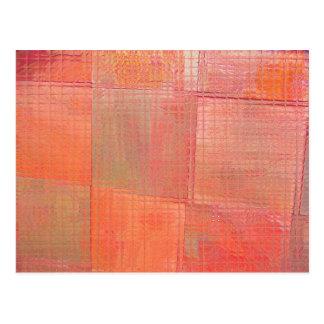 orange sherbert 3 post cards