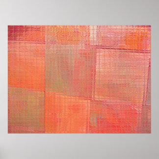 orange sherbert 3 poster