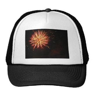 Orange Sizzle Hat