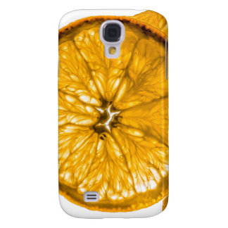 Orange slice case