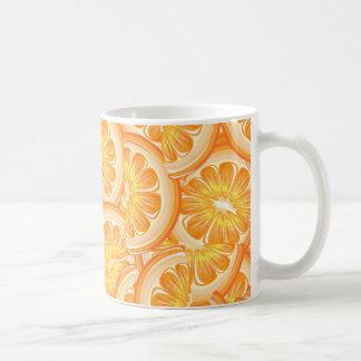 Orange Slice Coffee Mug