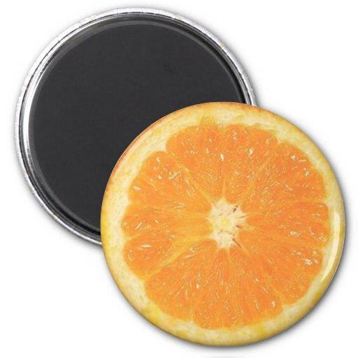 Orange Slice Magnet