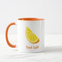 Orange Slice Mug