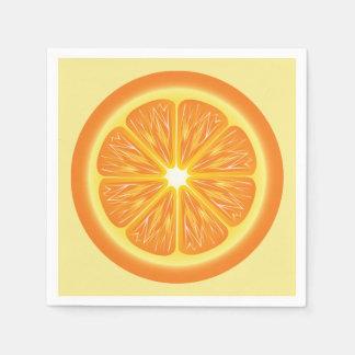 Orange Slice Napkin