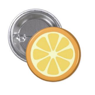 Orange Slice Pin