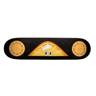 Orange Slice skateboard