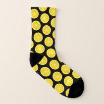 Orange Slice Socks