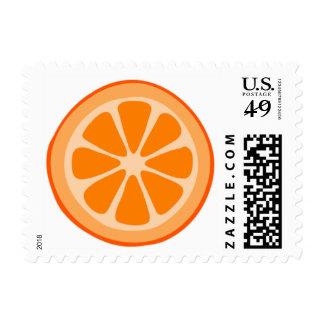 Orange Slice Stamp