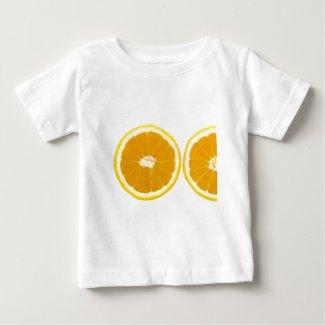 orange slice t shirts
