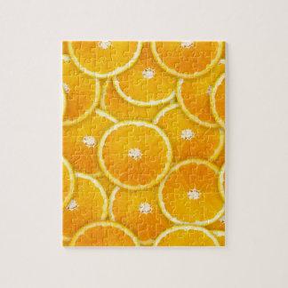 Orange slices jigsaw puzzle