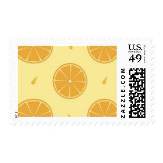 Orange Slices Postage