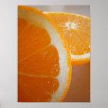 Orange Slices Posters