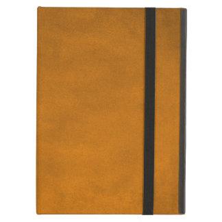 Orange Smudge Case For iPad Air