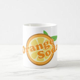 Orange Soda Coffee Mug