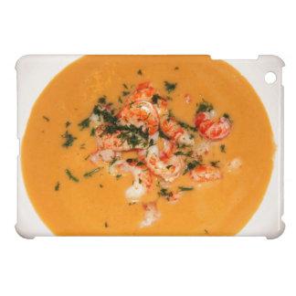 Orange soup case for the iPad mini
