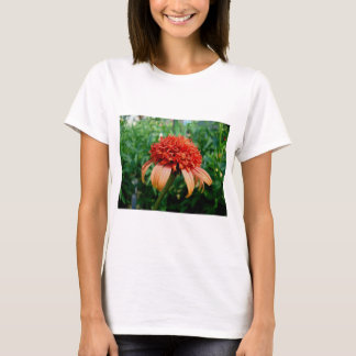Orange Southern Belle Coneflower T-Shirt