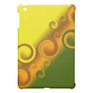 orange spiral Speck Case Cover For The iPad Mini