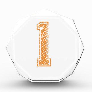 Orange Sports Jerzee Number 01.png Awards