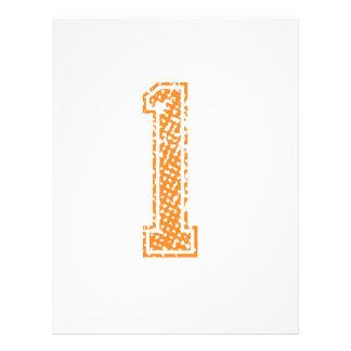 Orange Sports Jerzee Number 01.png Letterhead