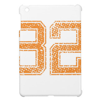 Orange Sports Jerzee Number 32.png iPad Mini Cover