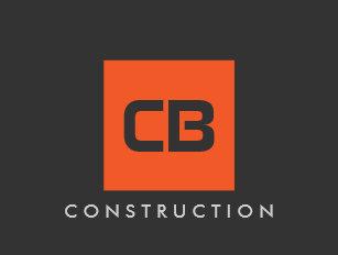 Electrical business cards zazzle orange square monogram construction electrical business card colourmoves