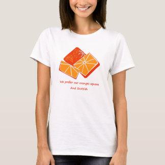 Orange squares T-Shirt