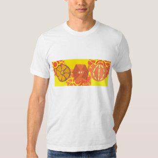 Orange Squash Dance Men's T-Shirt