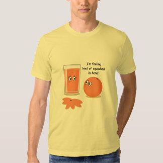 Orange Squash Tee Shirt