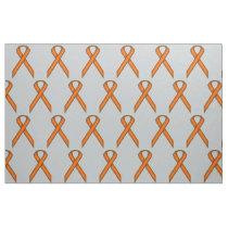 Orange Standard Ribbon Fabric