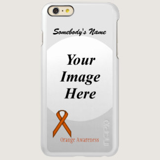 Orange Standard Ribbon Template Incipio Feather® Shine iPhone 6 Plus Case